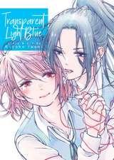 Transparent Light Blue