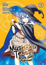 Mushoku Tensei: Roxy Gets Serious Vol. 1