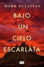 Bajo Un Cielo Escarlata / Beneath a Scarlet Sky