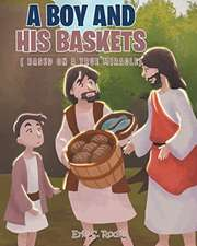 A Boy and His Baskets