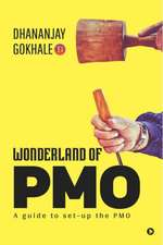 Wonderland of PMO: A guide to set-up the PMO