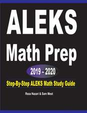 ALEKS  Math Prep  2019 - 2020