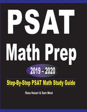 PSAT  Math Prep  2019 - 2020