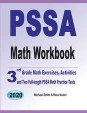 PSSA Math Workbook