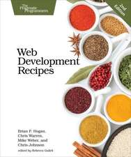 Web Development Recipes 2e