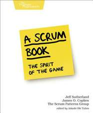 A Scrum Book
