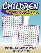 Children Crossword Puzzles