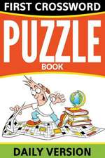 First Crossword Puzzle Book
