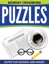 Monday Crossword Puzzles