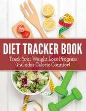 Diet Tracker Book
