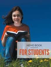 Memo Book for Students:  Super Fun Pastime