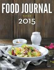 Food Journal 2015
