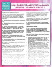 Dsm-5 Diagnostic and Statistical Manual (Mental Disorders) Part 2 (Speedy Study Guides):  Ciao!