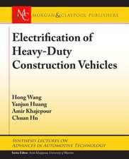 Electrification of Heavy-Duty Construction Vehicles
