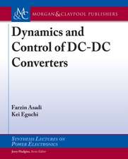 Dynamics and Control of DC-DC Converters