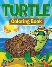 Turtle Coloring Book