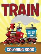 Train Coloring Book