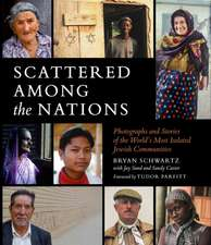 Scattered Among the Nations:  Recipes for Cookies, Cupcakes & More