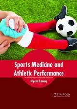 Sports Medicine and Athletic Performance