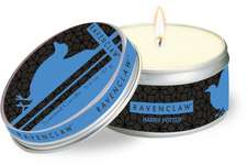 Insight Editions: Harry Potter Ravenclaw Scented Tin Candle