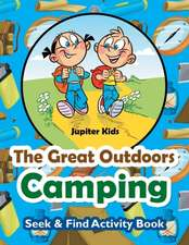 The Great Outdoors Camping Seek & Find Activity Book