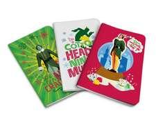 Elf Pocket Notebook Collection (Set of 3)