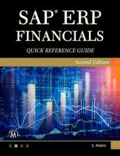 SAP Erp Financials: Quick Reference Guide
