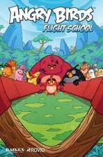 Angry Birds: Flight School
