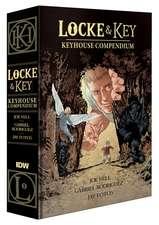 Locke and Key: Keyhouse Compendium