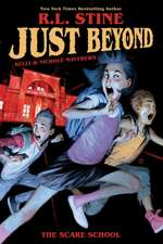 Just Beyond: The Scare School