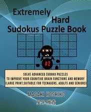 Extremely Hard Sudokus Puzzle Book #2