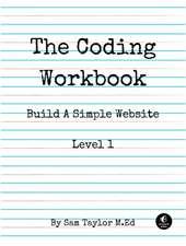 The Coding Workbook