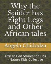 Why the Spider has Eight Legs and Other African tales: African Bed Stories for Kids - Nature Kids Collective
