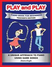 Play and Play Piano Book for Beginners