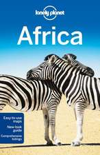 Lonely Planet Africa:  28 Amazing Road Trips