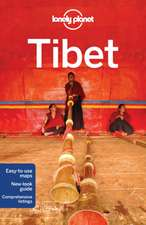 Lonely Planet Tibet:  Central America on a Shoestring