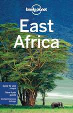 Lonely Planet East Africa:  Chile & Easter Island