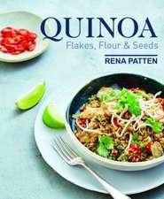 Quinoa, Flakes, Flours & Seeds