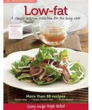 MB Test Kitchen Favourites: Low Fat