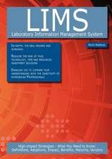 Lims - Laboratory Information Management System