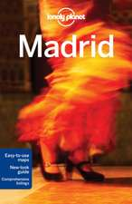 Lonely Planet Madrid:  Eastern Europe