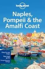 Lonely Planet Naples, Pompeii & the Amalfi Coast:  Eastern Europe