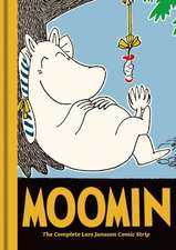 Moomin Book:  The Complete Lars Jansson Comic Strip
