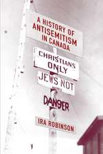 History of Antisemitism in Canada
