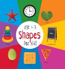 Shapes for Kids Age 1-3 (Engage Early Readers:  Children's Learning Books) with Free eBook