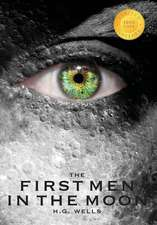 The First Men in the Moon (1000 Copy Limited Edition)