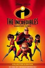 Disney/Pixar The Incredibles Cinestory Comic Collector's Edition: Collector's Edition