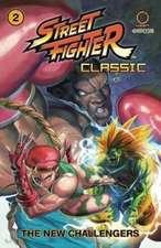 Street Fighter Classic Volume 2