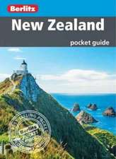 Berlitz Pocket Guide New Zealand (Travel Guide)