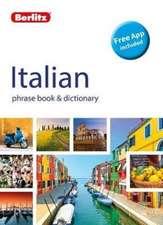 Berlitz Phrase Book & Dictionary Italian